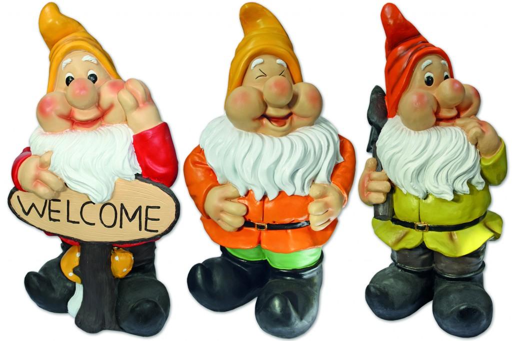 Large Gnomes